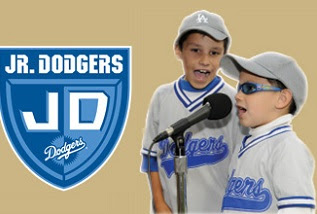 Image: Junior Dodgers Kids Club