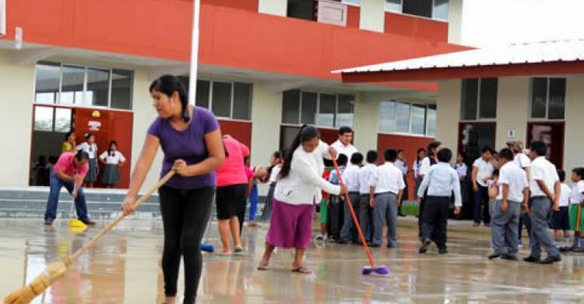 MINEDU dispone medidas de prevención para proteger a estudiantes y colegios durante periodo de lluvias - www.minedu.gob.pe