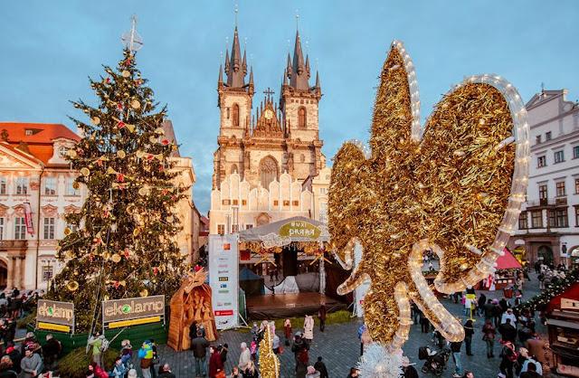 туры в Прагу на Рождество