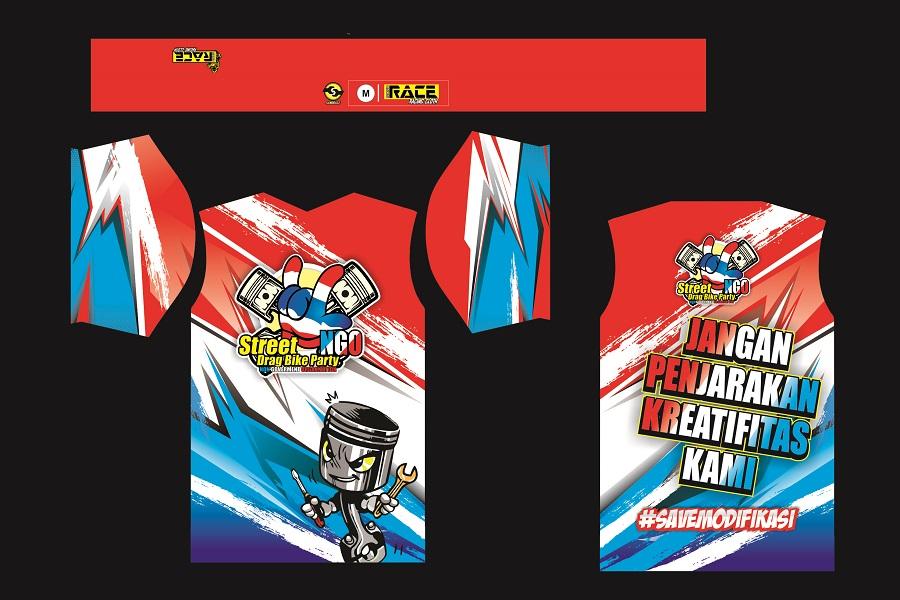 SAND RACE RACING CLOTH