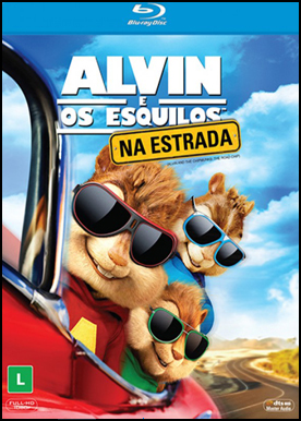Alvin e os Esquilos: Na Estrada (Dublado)