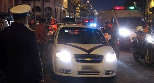 توقيف عصابة من أربعة أشخاص انتحلوا صفة شرطيين للنصب على سيدة بالرباط