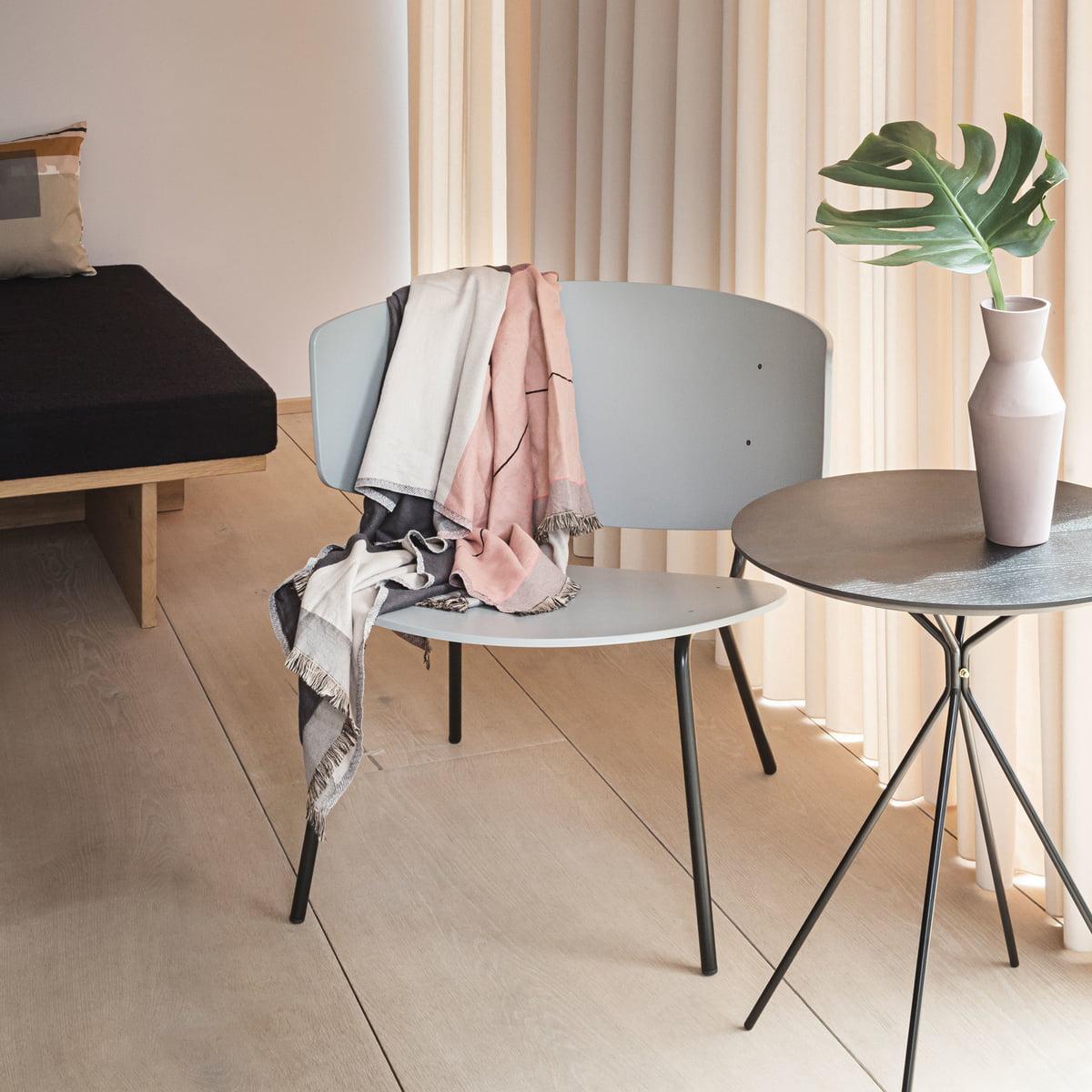 Drewniane krzesło Ferm Living