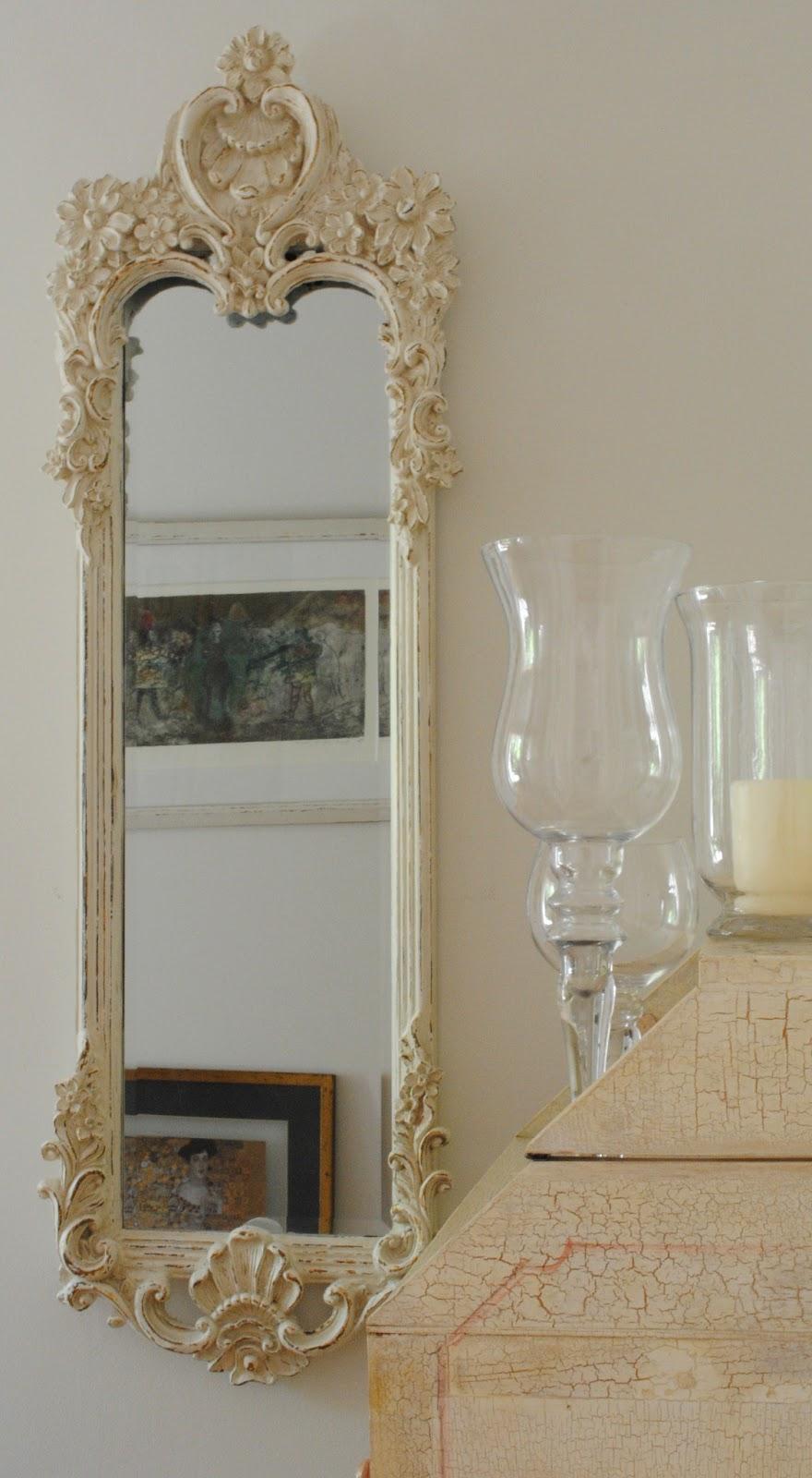 Paz montealegre decoraci n espejos provenzal espejos for Espejos decorativos para entradas