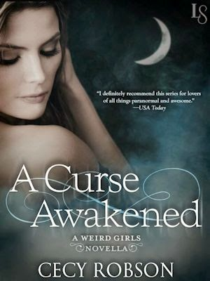Excerpt from A Curse Awakened by Cecy Robson - August 29, 2014