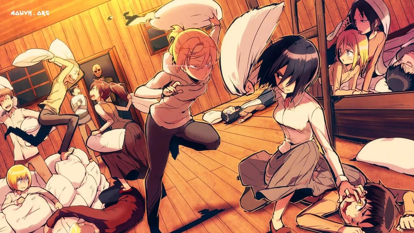 AowVN.org minz%2B%25283%2529 - [ Anime 3gp Mp4 ] Attack On Titan TV & Bluray SS1 + SS2 | Vietsub - Shingeki No Kyojin