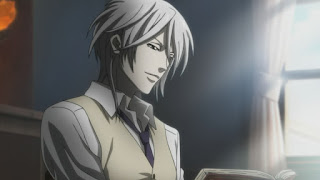 Shougo Makishima from Psycho-Pass