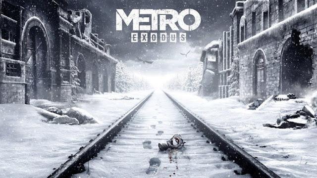 رسميا تأجيل لعبة Metro Exodus لغاية عام 2019 و السبب مفاجئ جدا …
