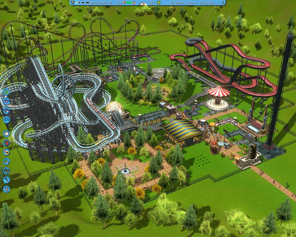 Rollercoaster tycoon 3: platinum download free gog pc games.