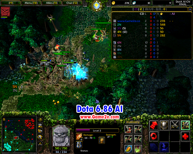 dota 6 86 ai map download getdota map
