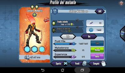 Mutants: Genetic Gladiators Breeding video N°341 (Cursed Rider - Zombie - Centauro Maledetto)