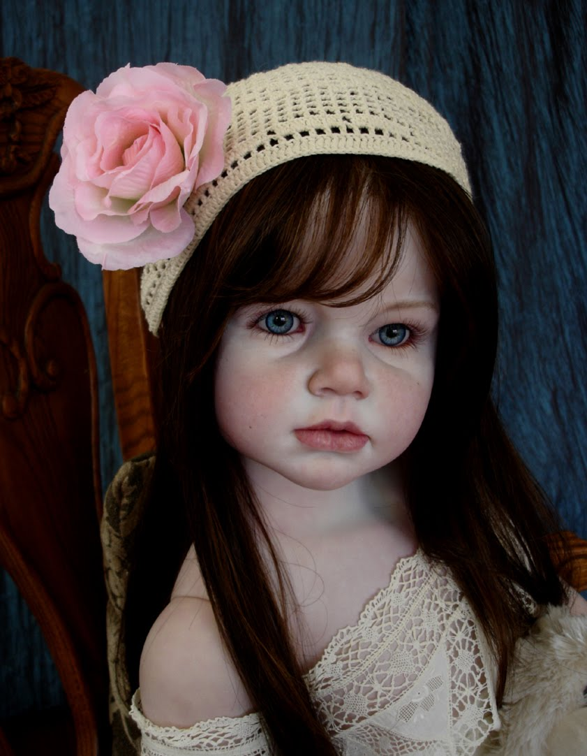 anya 39 s originals reborns and ooak art dolls realistic 5 year old girl breonna nikole. Black Bedroom Furniture Sets. Home Design Ideas