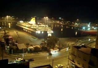 Λιμάνι - Πειραιάς ζωντανές Web Κάμερες Πανοραμική Θέα του Λιμένα Πειραιά