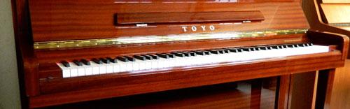dan piano toyo