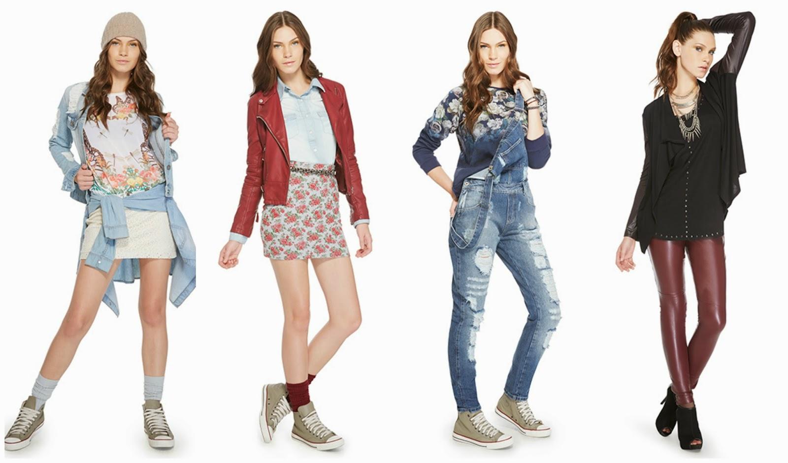 c9b8e3d16 Eu moda  Jaqueta jeans feminina riachuelo