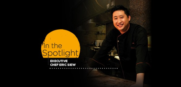 Executive Chef Eric Siew