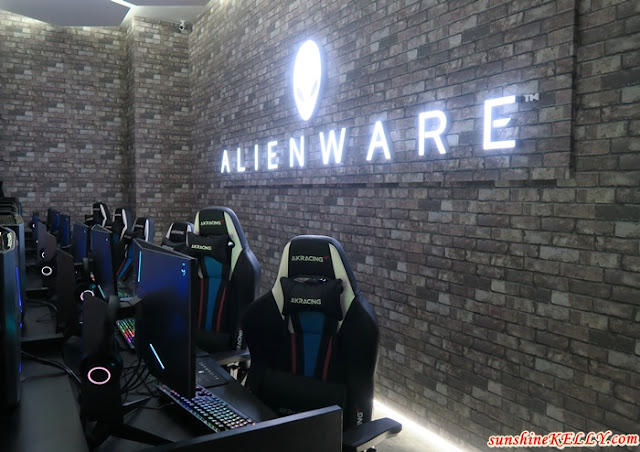 experience zone, The PANTHEON Malaysia, first eSports Arena in Malaysia, Platinum NVIDIA GeForce GTX iCafe Certification