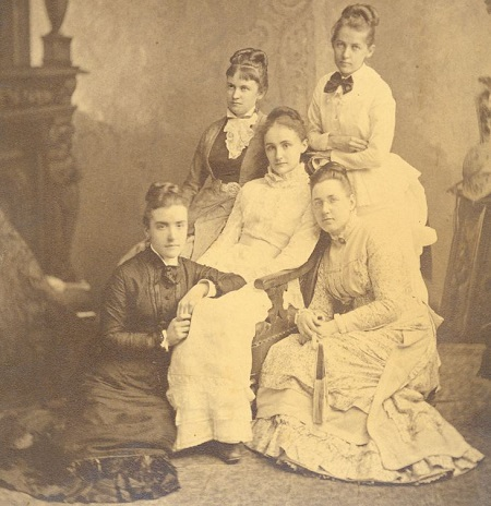 Bryn Mawr Founders - Are some stereotypes true?