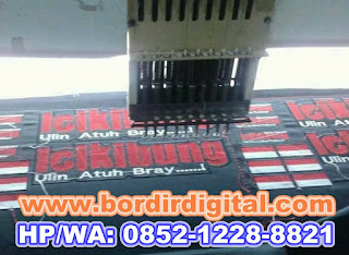 Jenis Jenis Mesin Bordir Manual dan Mesin Bordir Komputer