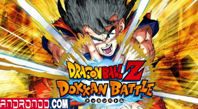 Dragon Ball Z Dokkan Battle v2.8.3 Apk Mod Terbaru