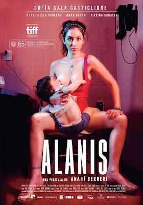 Alanis - Pelicula cartel