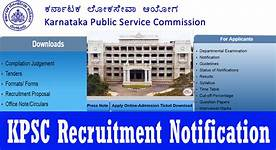 KPSC Recruitment 2018- Apply for Assistant Conservator of Forest  Posts 1