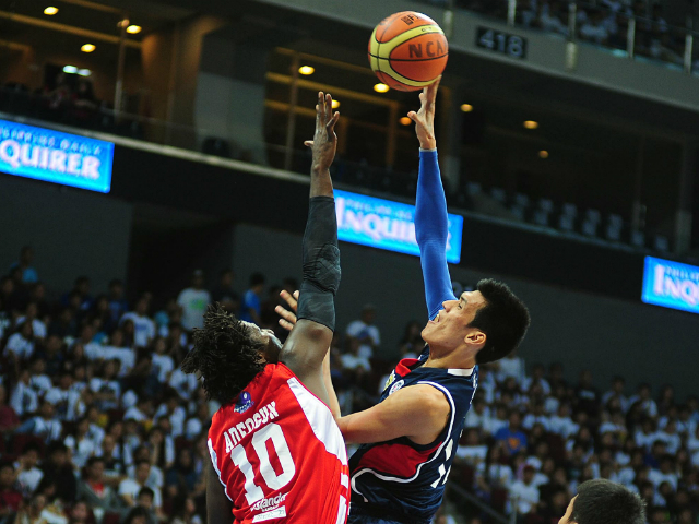 NCAA SEASON 91 Finals Letran vs. San Beda October 29, 2015 ...