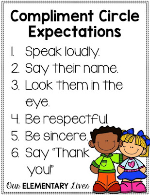 Compliment Circles: Creating a Kind & Respectful Classroom