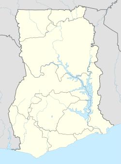 Kintampo To Accra