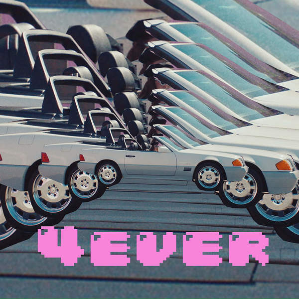 Clairo - 4Ever - Single Cover