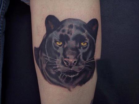 Tatuajes De Panteras Y Su Increible Poder Belagoria La Web De