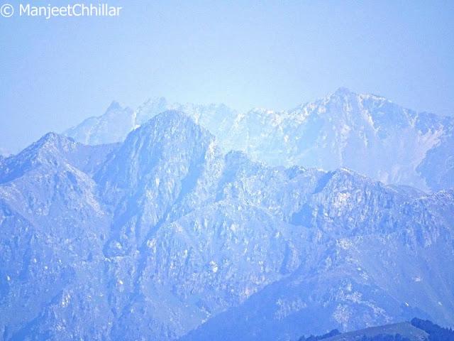 Sri Khand Mahadev Peak