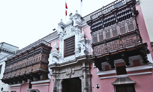 Ministerio de Relaciones Exteriores de Perú