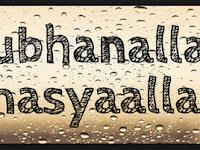 """Wajib Tahu : Jangan Sampai Tertukar Mengucapkan """"Subhanallah"""" dengan """"Masya Allah"""""""