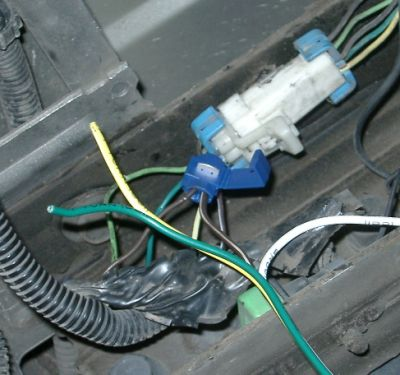 milt reynolds: thinking out loud: how to connect trailer ... 2009 chevrolet pick up trailer wiring engine diagram for 2000 chevrolet pick up