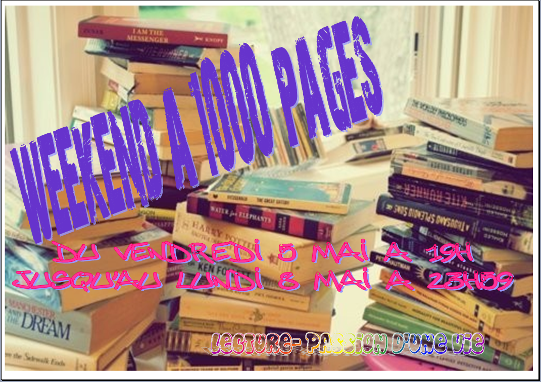 Weekend à 1000 pages
