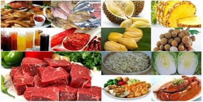 Hasil gambar untuk makanan yang harus dihindari penderita kanker lambung