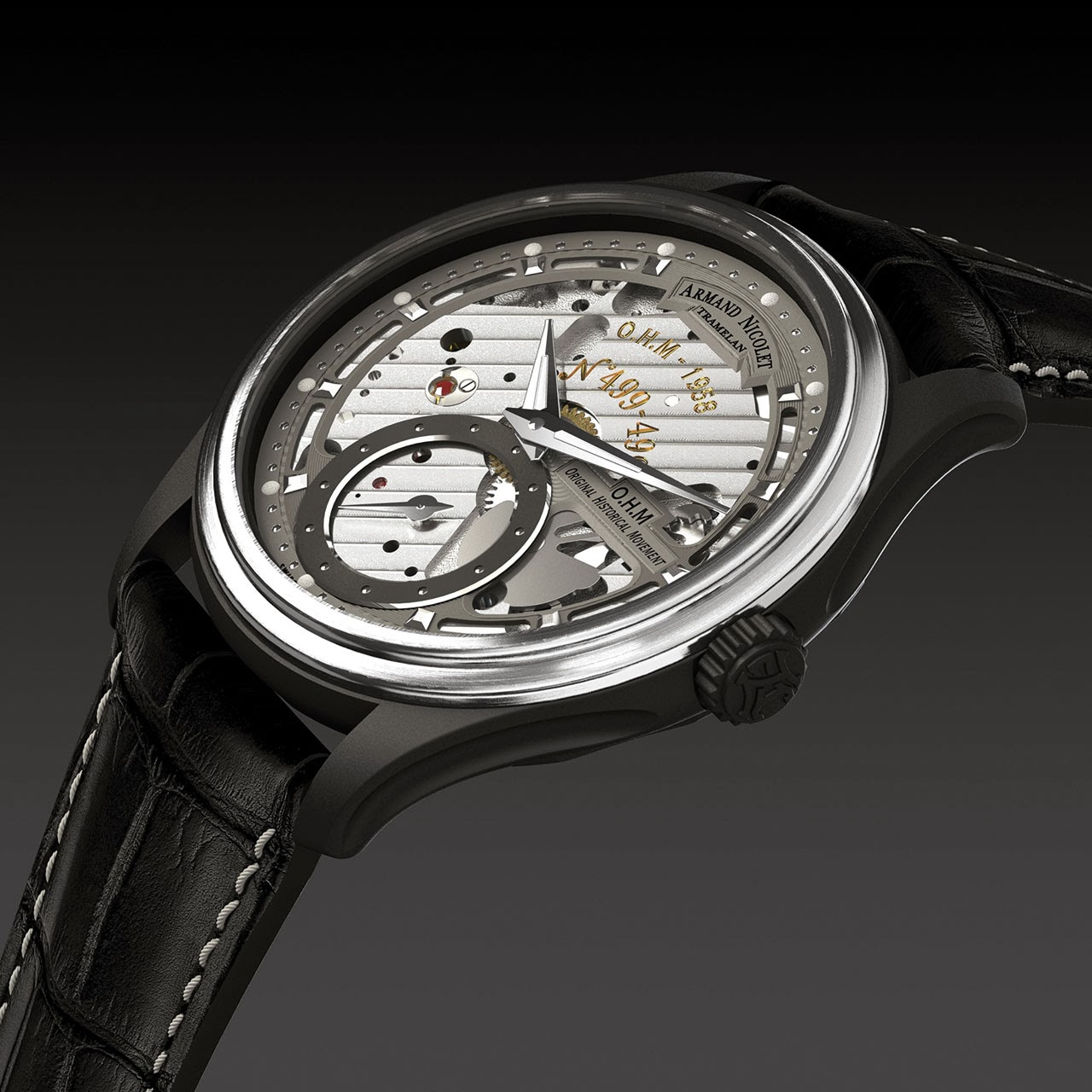 Armand Nicolet L14 Watch