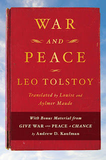 War and Peace : Leo Tolstoy Download Free Ebook
