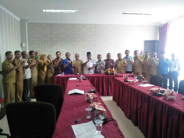 Padang Pariaman Masuk Zona Hijau Kepatuhan Standar Publik Tahun 2018