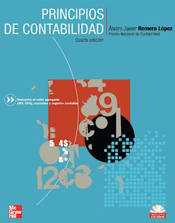 Principios de Contabilidad, Javier Romero cuarta edición