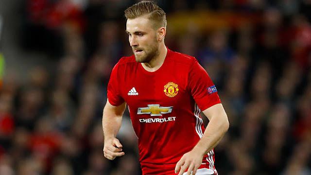 Luke Shaw Takut Karirnya Di United Mungkin Sudah Berakhir