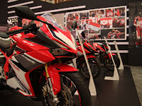 AHM Pimpin Pasar Sport di Indonesia