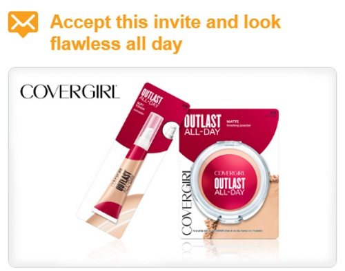 Bzzagent CoverGirl Outlast All-Day Campaign
