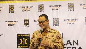 PKS Siap Usung Anies Baswedan Nyapres bila Prabowo Legowo