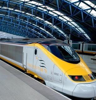 7 kereta api tercepat di dunia