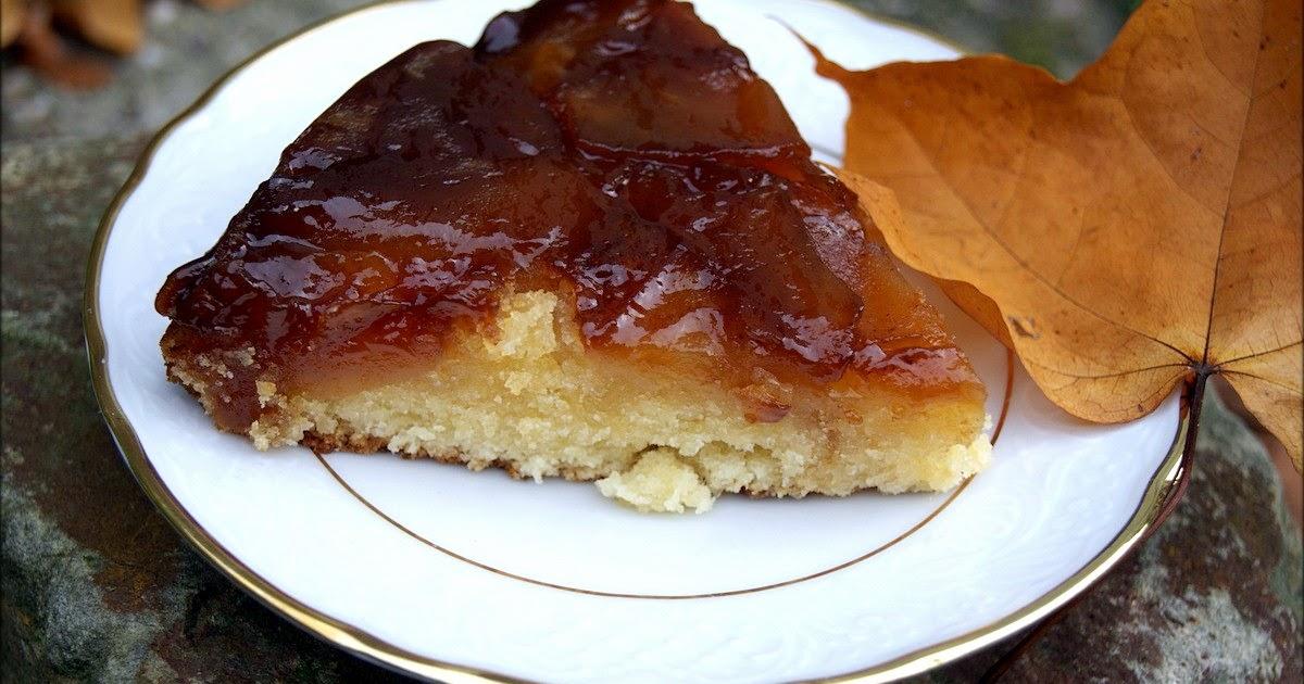 Upside Cake Apple