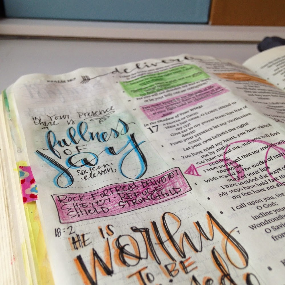 http://valeriewienersart.com/blog/2015/1/3/bible-journaling-what-ive-learned-and-what-i-use