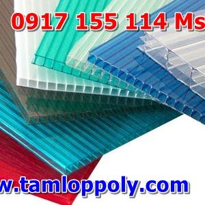 Nhà phân phối tấm lợp lấy sáng thông minh polycarbonate chính thức tại Miền Nam - Sơn Băng ảnh 37