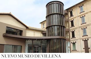 NUEVO MUSEO DE VILLENA